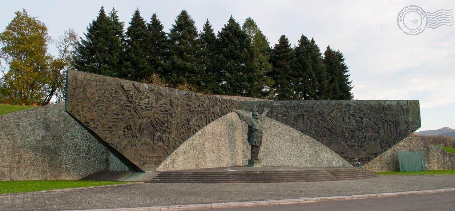 Stubica Spomenik Stubica The Memorial Spomenik Seljack Flickr