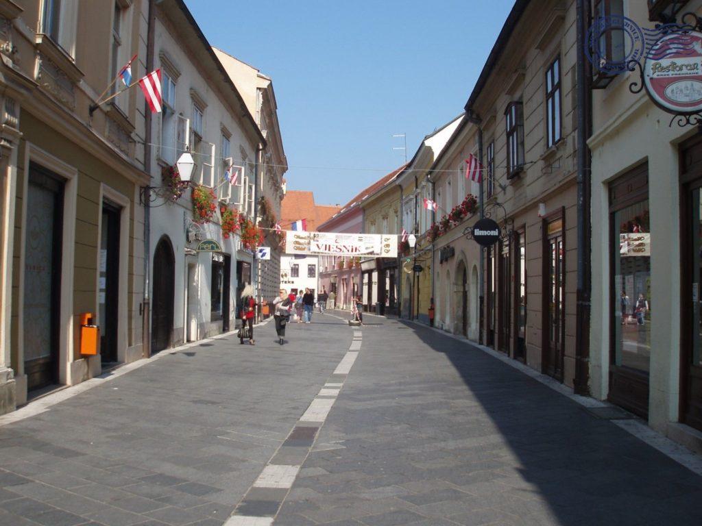 007. Barokni grad Varaždin, Hrvatska