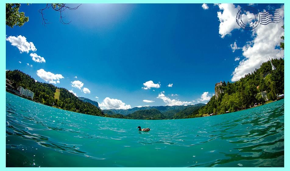 1. Bled and Bohinj, Alpine Lakes – Slovenia