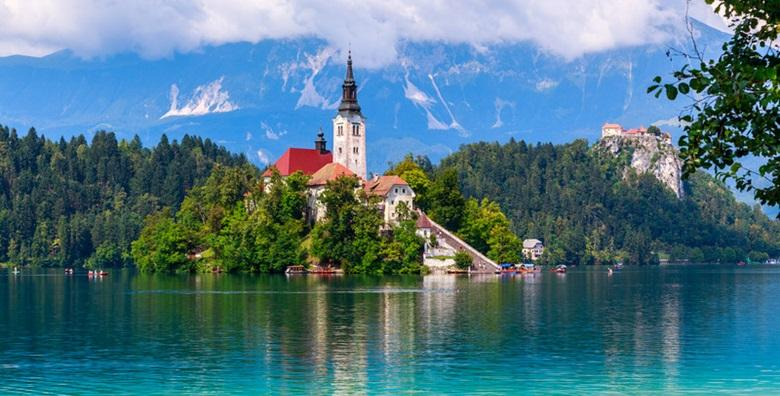 Bled Island of whishes