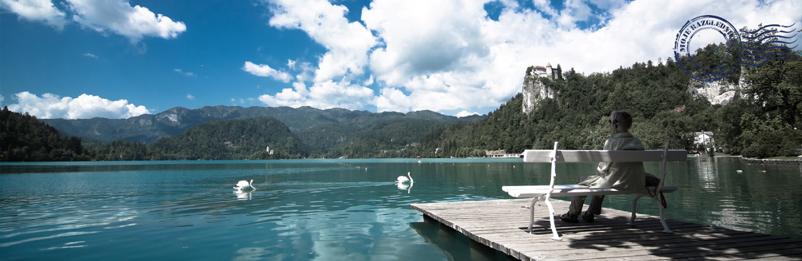 Alpine Lakes Bled and Bohinj