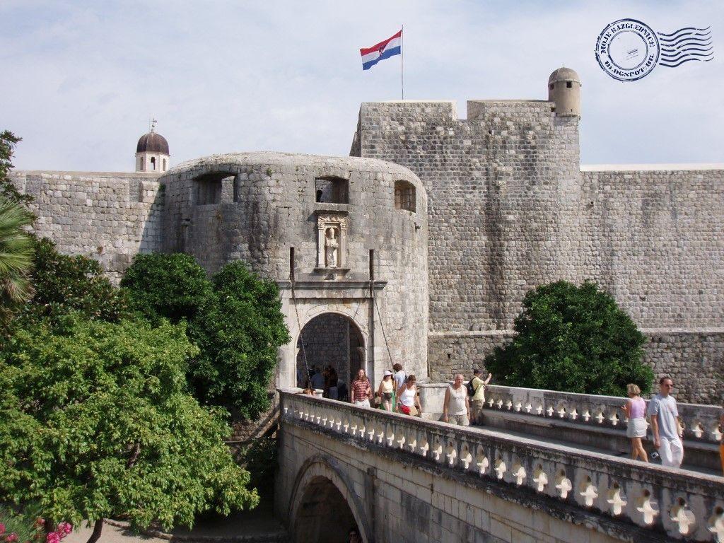 Dubrovnik City Entrance