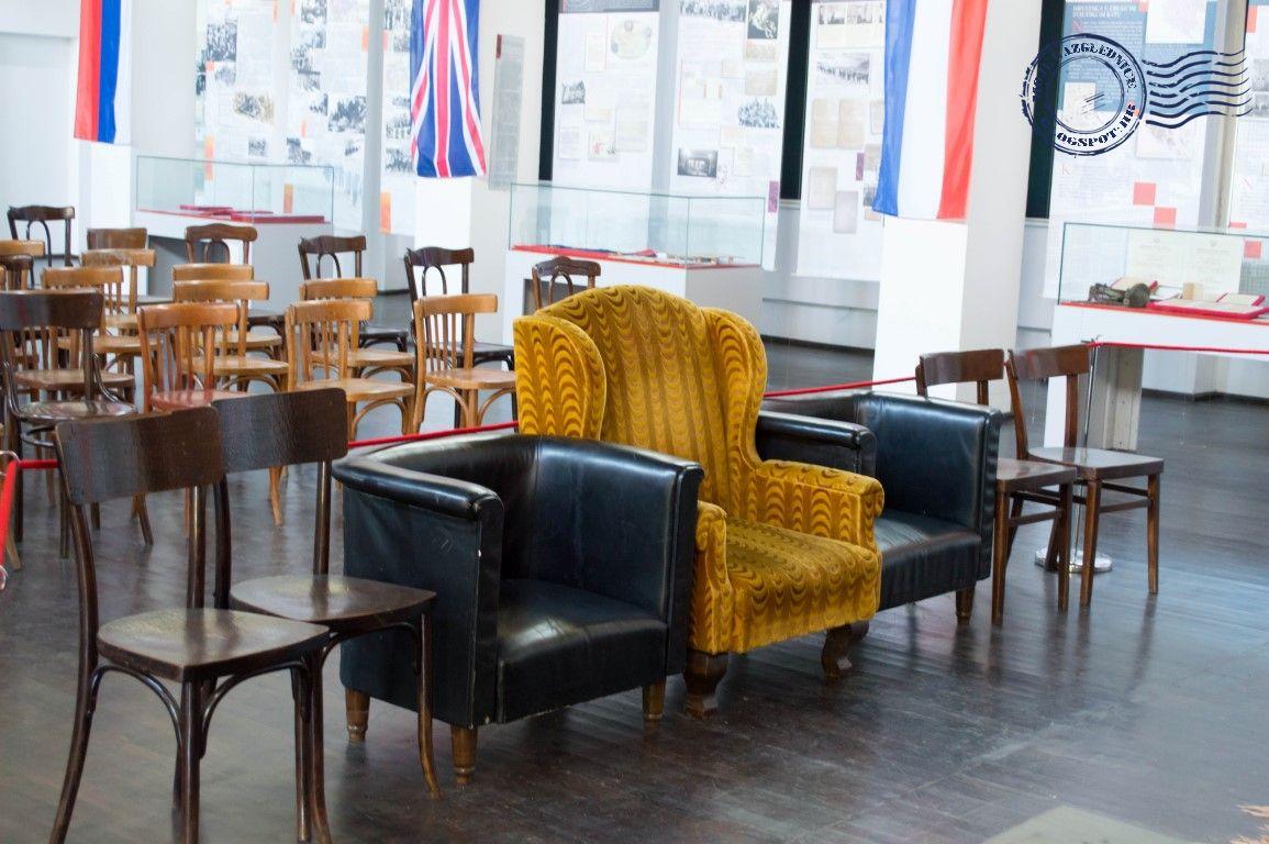 Muzej AVNOJ-a Titova fotelja