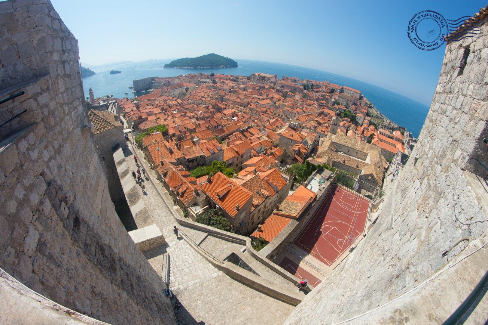 Dubrovnik walls, Croatia