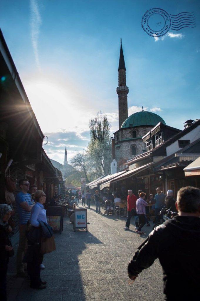 Begova džamija Barščašija Sarajevo