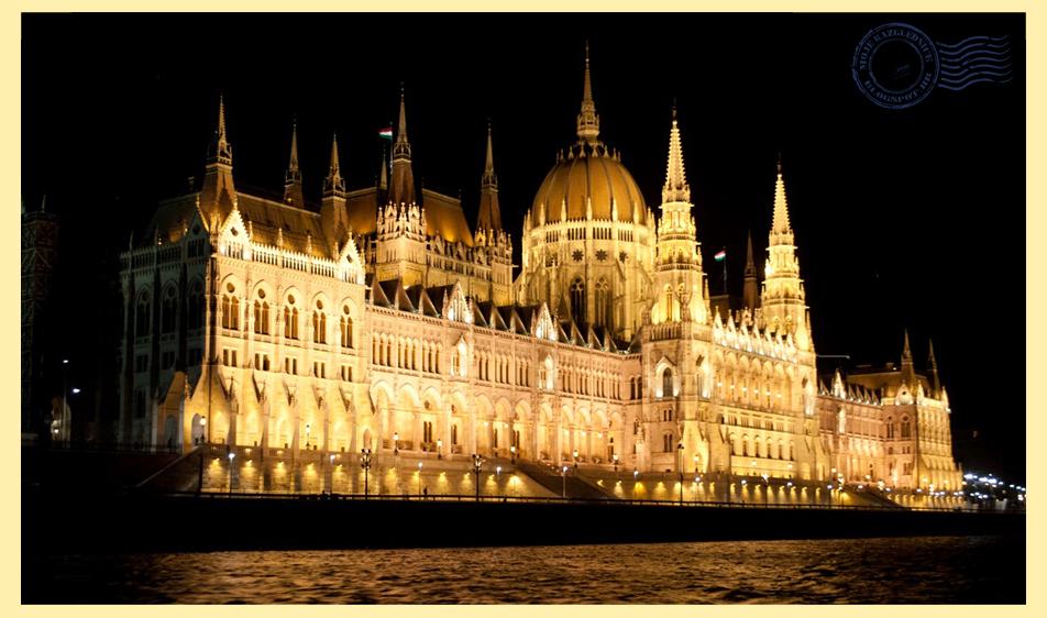 16. Budimpešta – kraljica Dunava, Mađarska