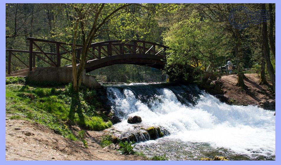 12. Vrelo Bosne, Bosna i Hercegovina