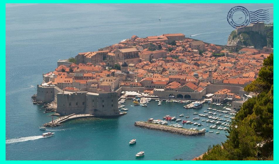 9. Dubrovnik, biser Jadrana – Hrvatska