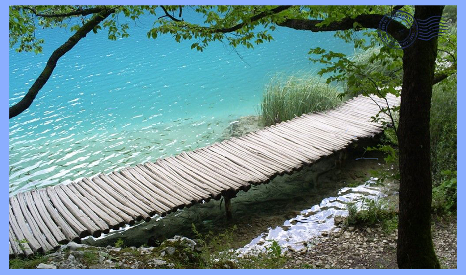 10. N. P. Plitvička jezera, Hrvatska – Raj na zemlji