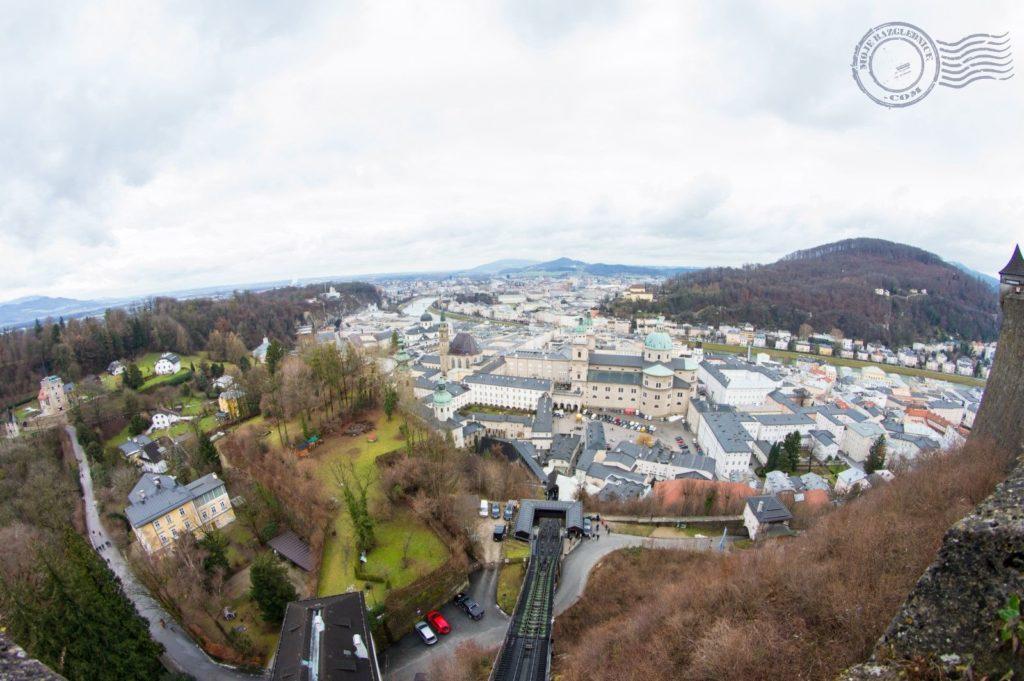 Salzburg, Mozartov grad tvrđava