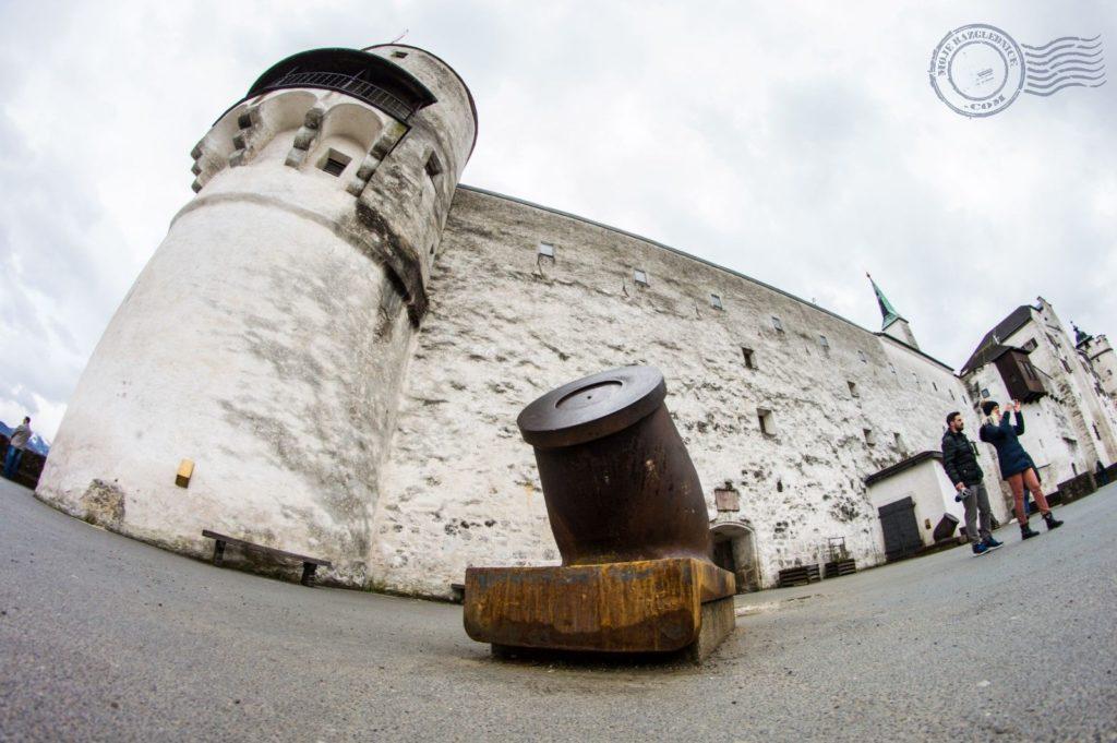 Salzburg - Mozart Tvrđava