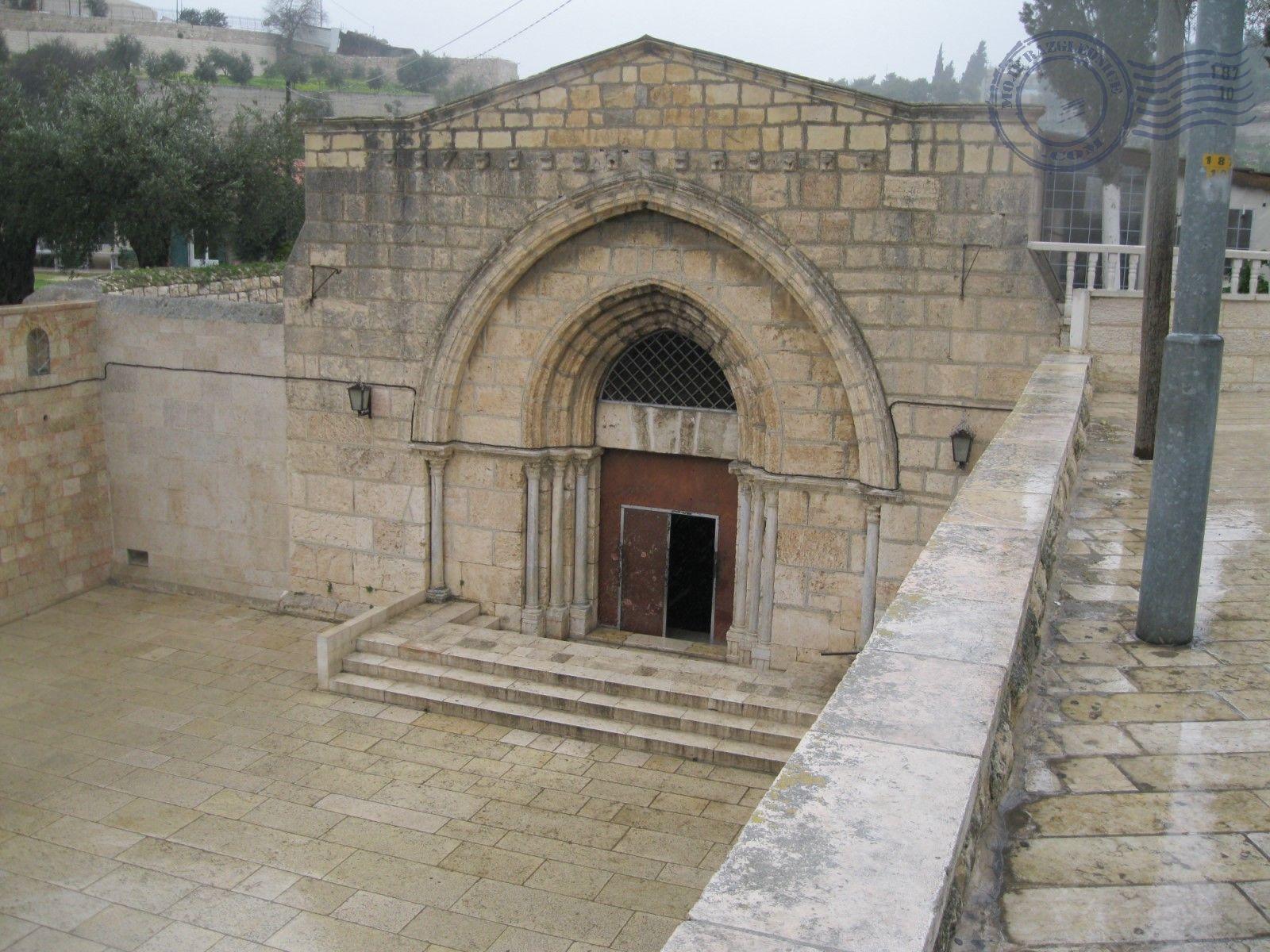 Crkva maslinska gora josip i marija