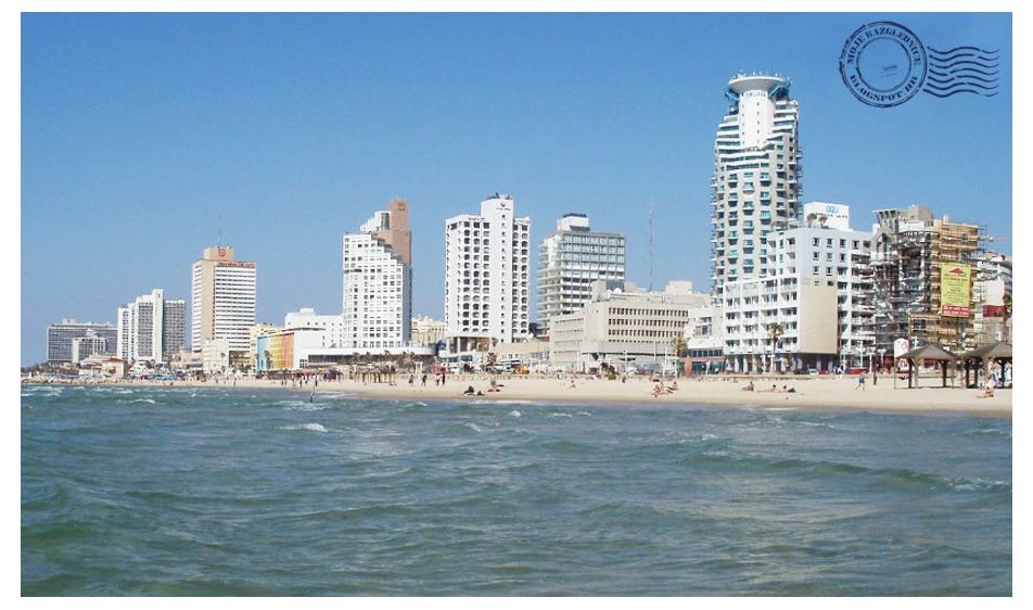 22. Izrael – Tel Aviv, Mrtvo more (2. dio)