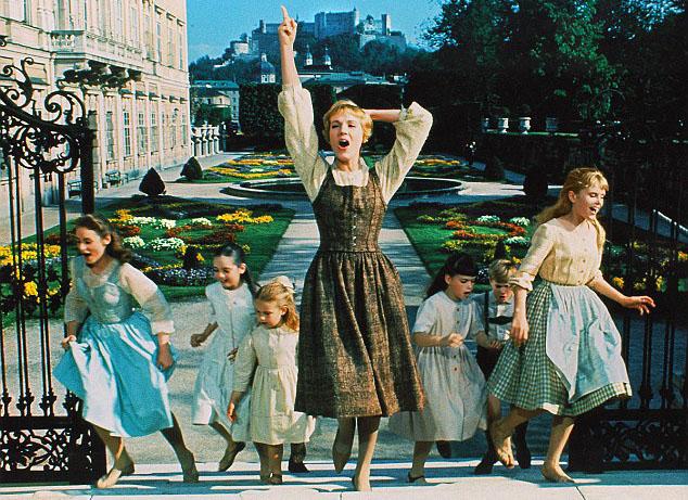 Salzburg Moje pjesme moji snovi