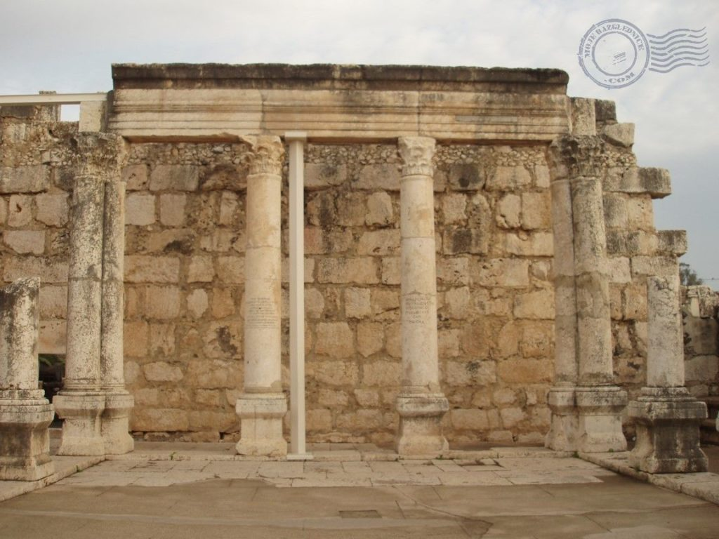 Tiberijas Galilejsko more, Izrael putopis