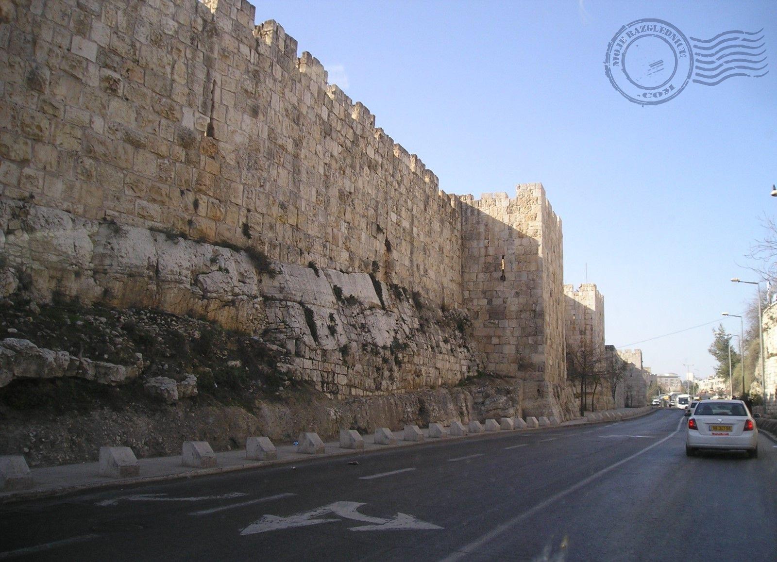 Zidine Jeruzalema