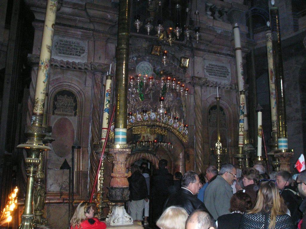 Isusov grob, Jeruzalem