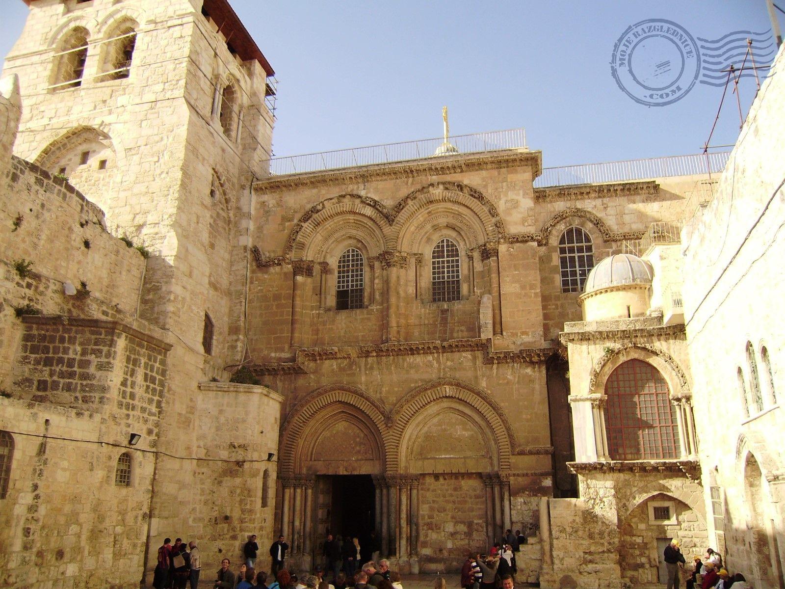 Bazilika Jeruzalem