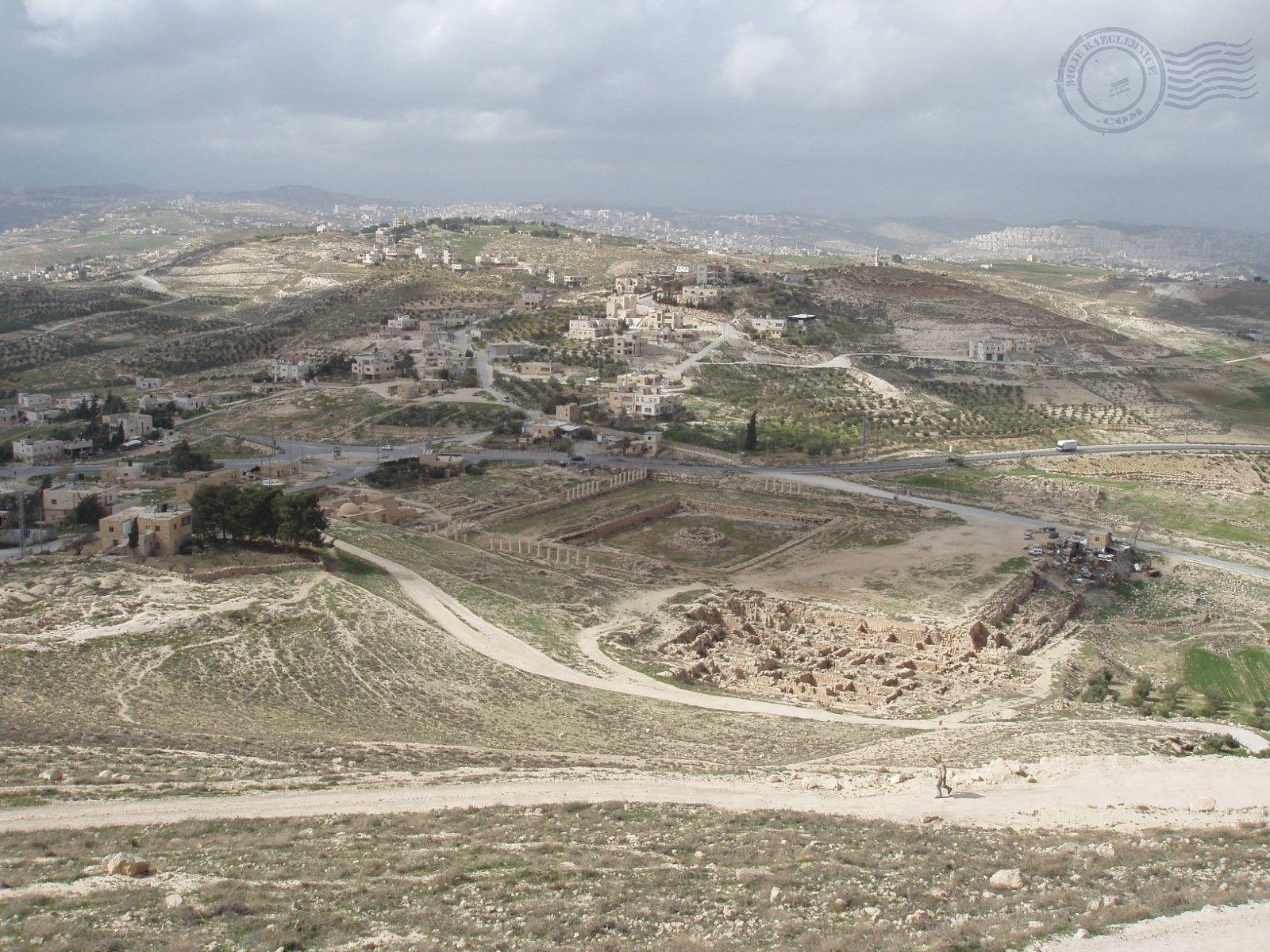 Izrael, sveta zemlja, Jeruzalem Herodium - Nacionalni park