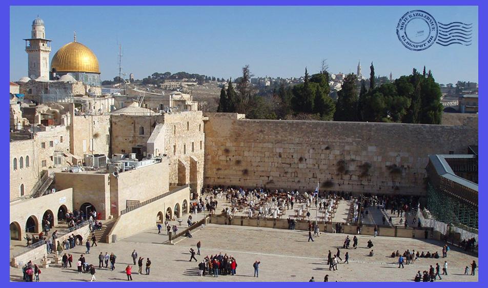 23. Izrael – Betlehem, Jeruzalem (3.dio)