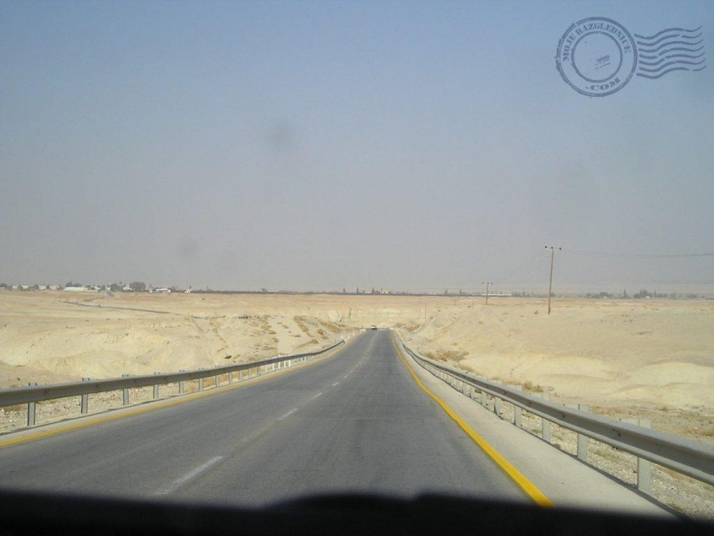 Jeruzalem pustinja