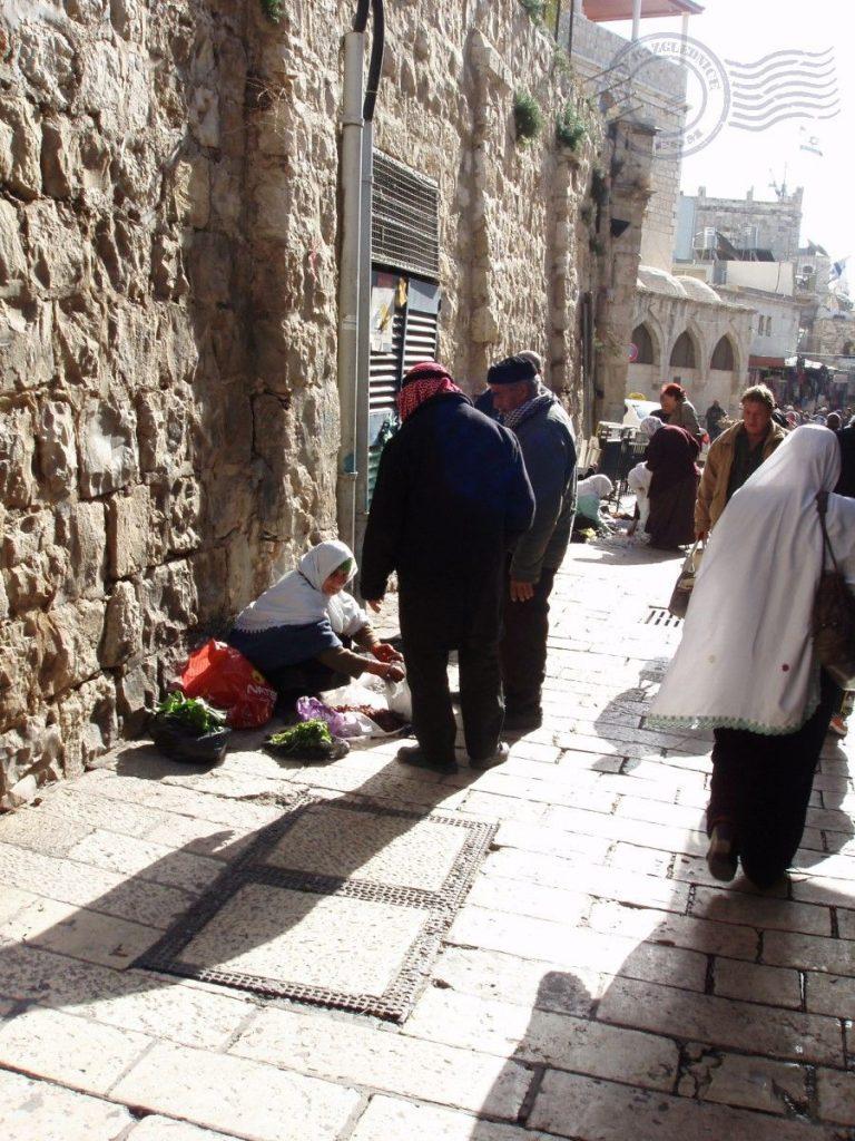 Streets of Jeruzalem