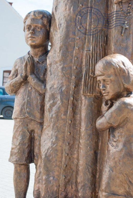 Spomenik Alojzija Stepinca