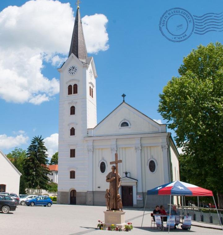 Crkva Sisak Stepinac