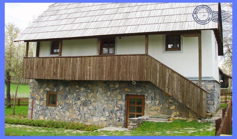 Rodna Kuća Ante Starčevića