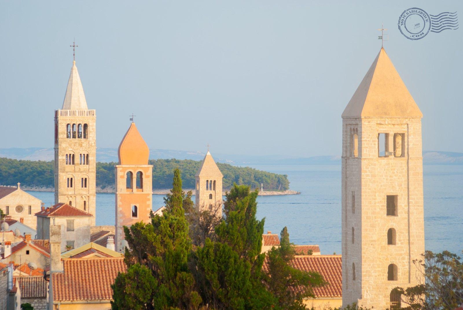 Otok Rab, Hrvatska