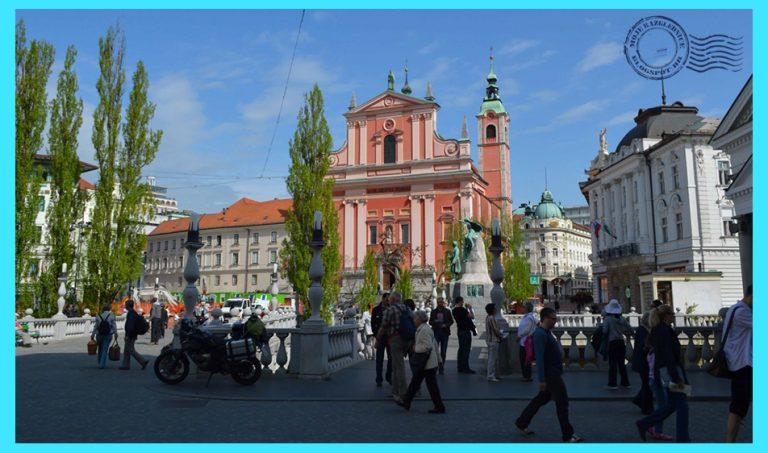 44. Ljubljana, Slovenija