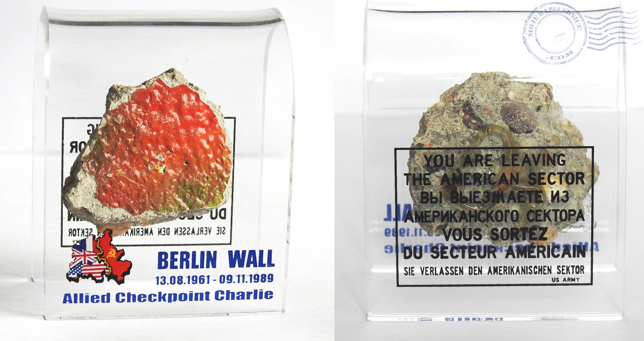 Berlinski zid suvenir