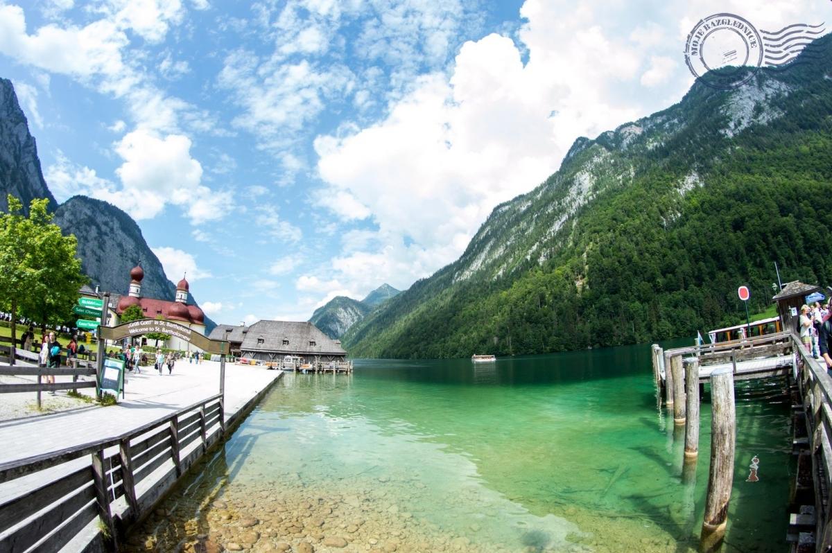 Kraljevsko jezero, Bavarska