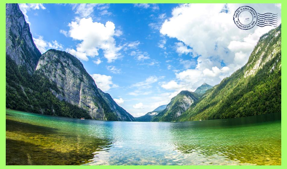 Bavaria lakes