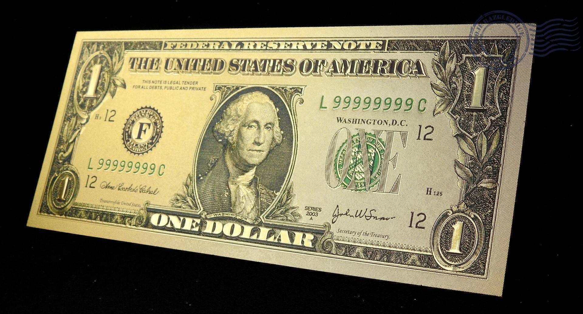 Jedan Dolar Zlatni Dolari Numizmatika
