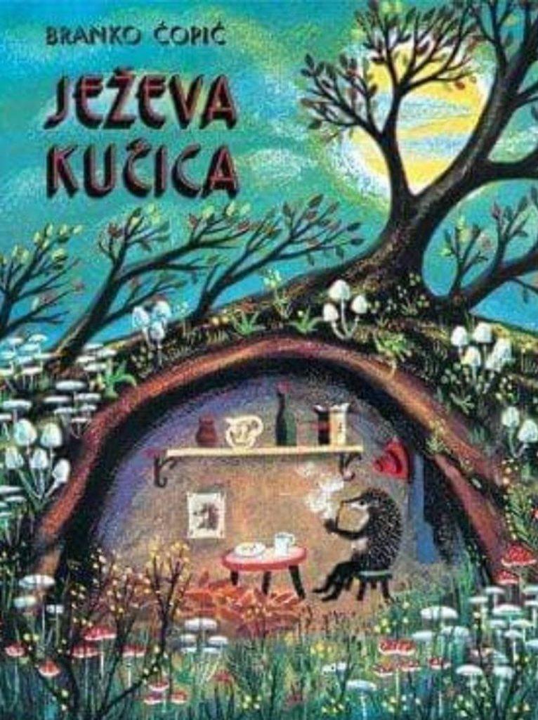 Ježeva Kućica, Branko Ćopić