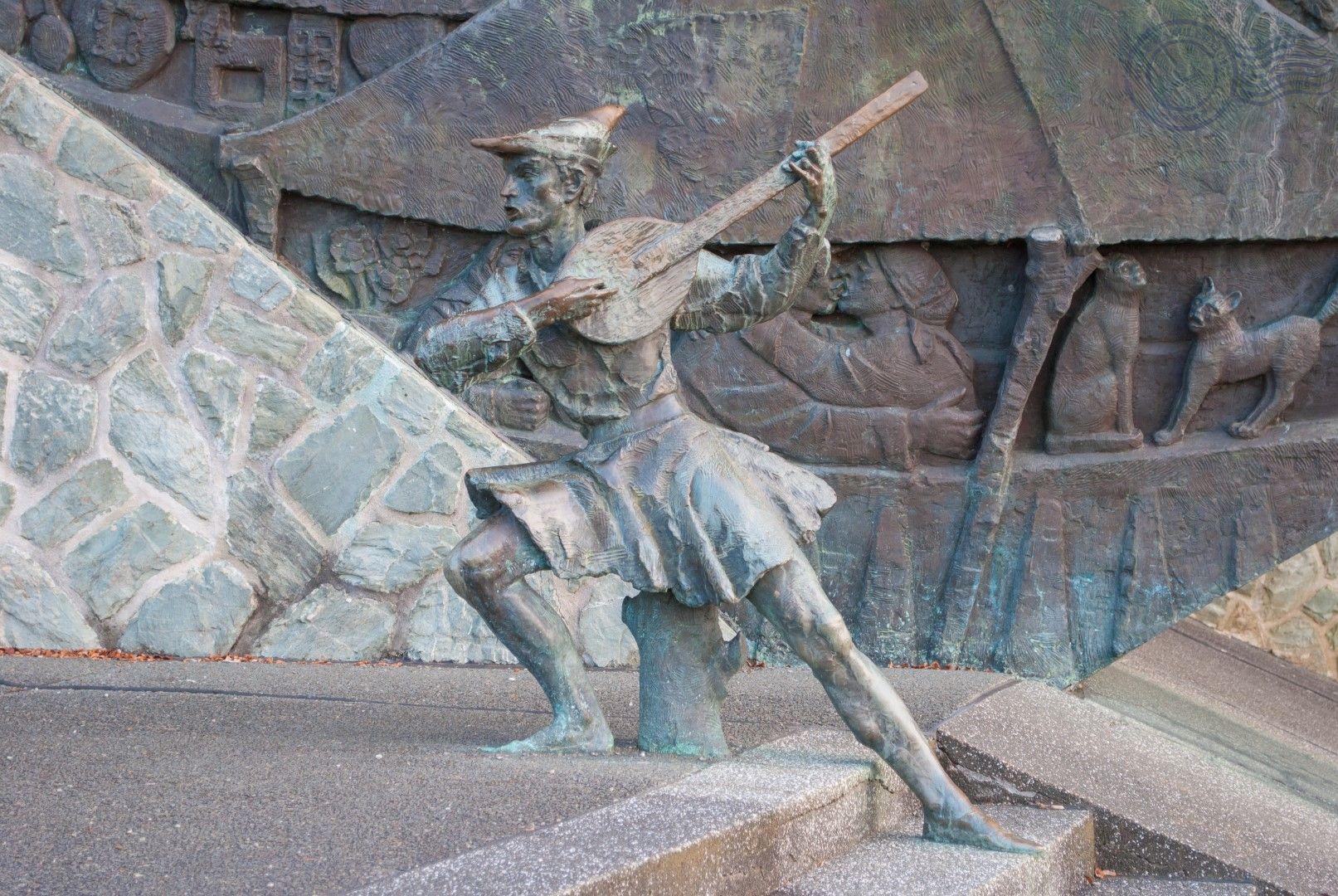 Spomenik Matiji gupcu, stubica, kerempuh