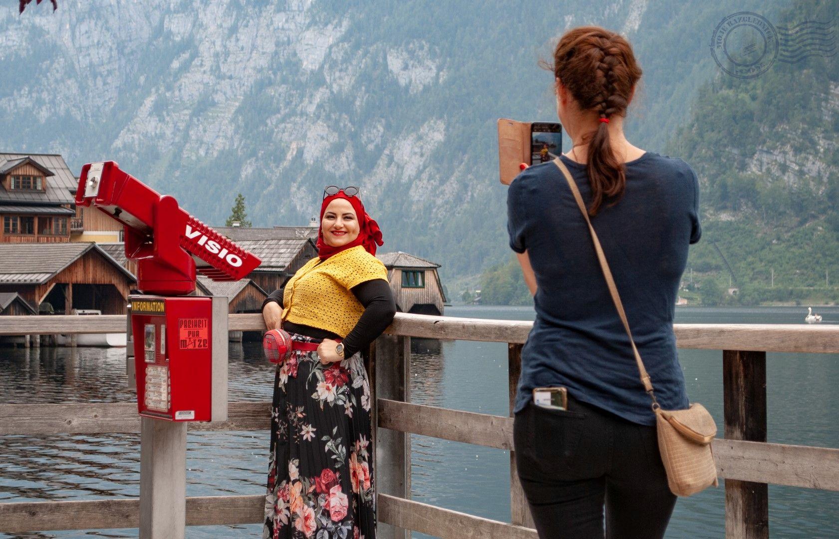 Hallstat, Austria lake, jezero