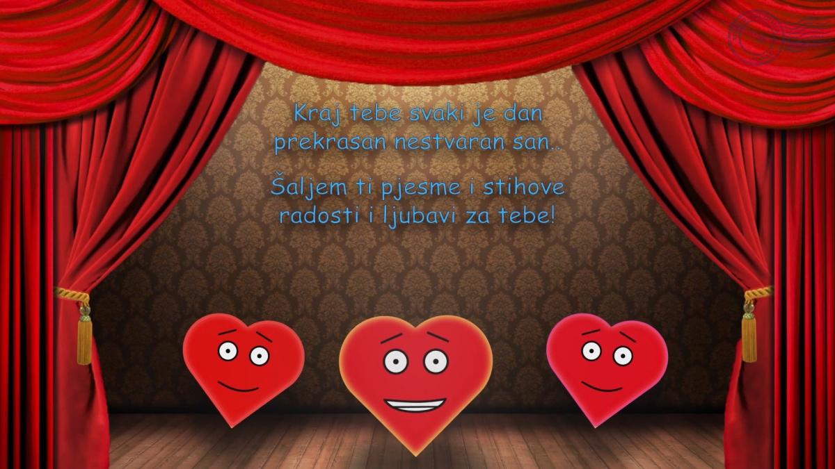 Čestitka za Valentinovo