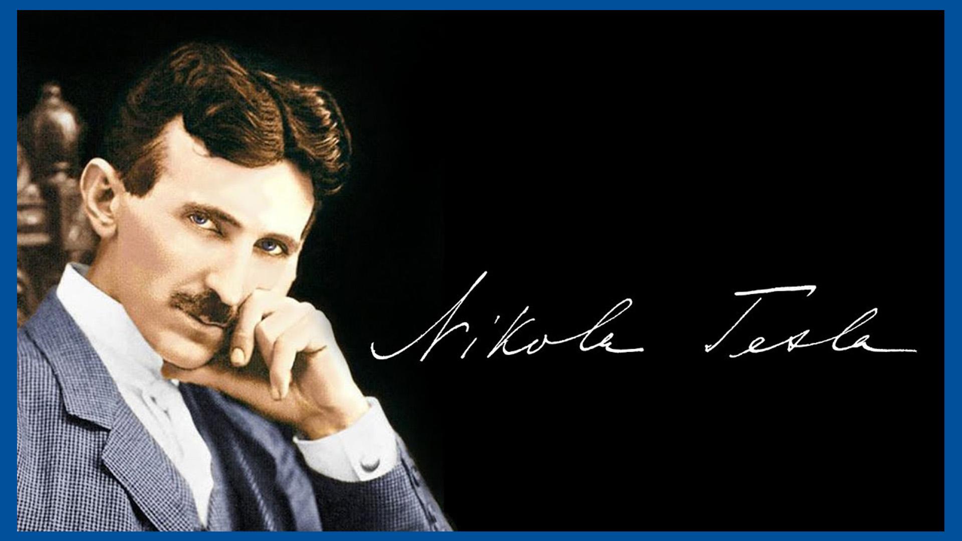 Nikola Tesla Citati