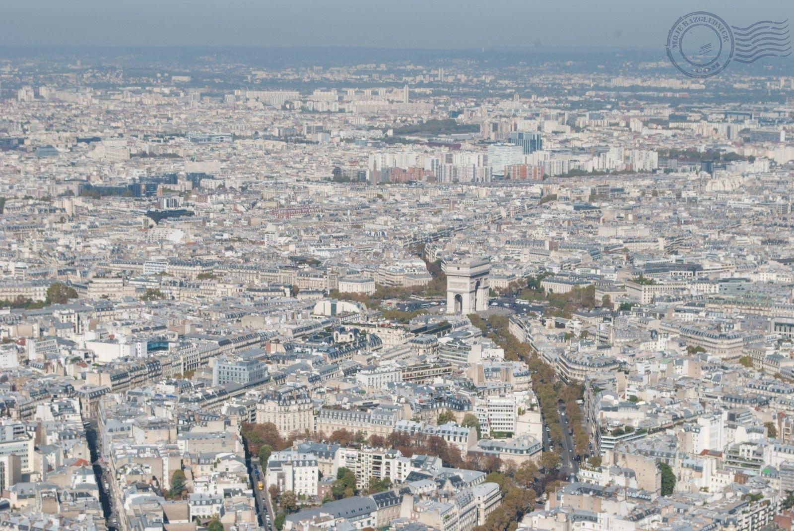 Slavoluk pobjede, Pariz