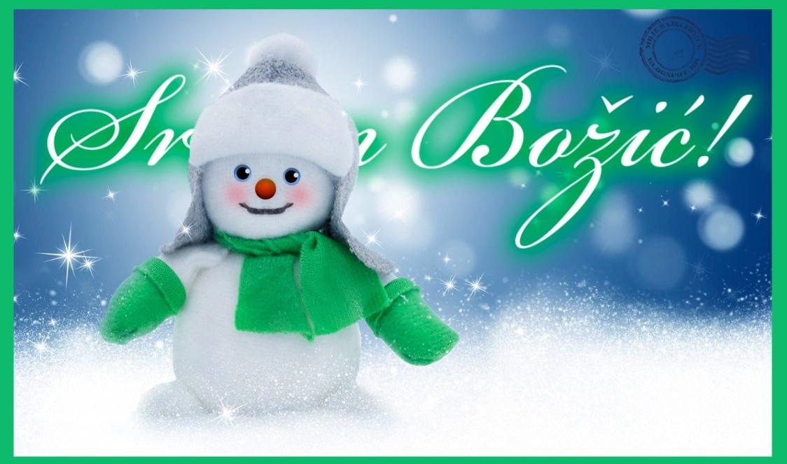Božićne i Novogodišnje čestitke 2. dio