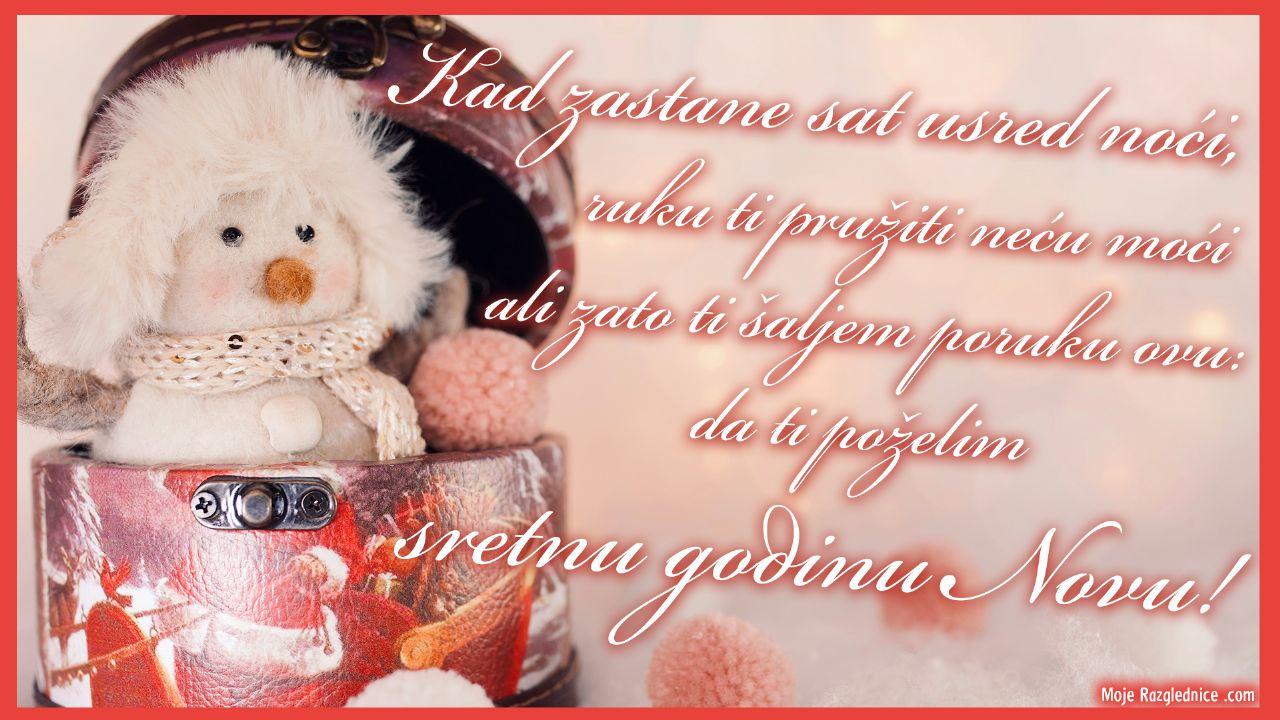 Najljepše Novogodišnje čestitke i stihovi (1)