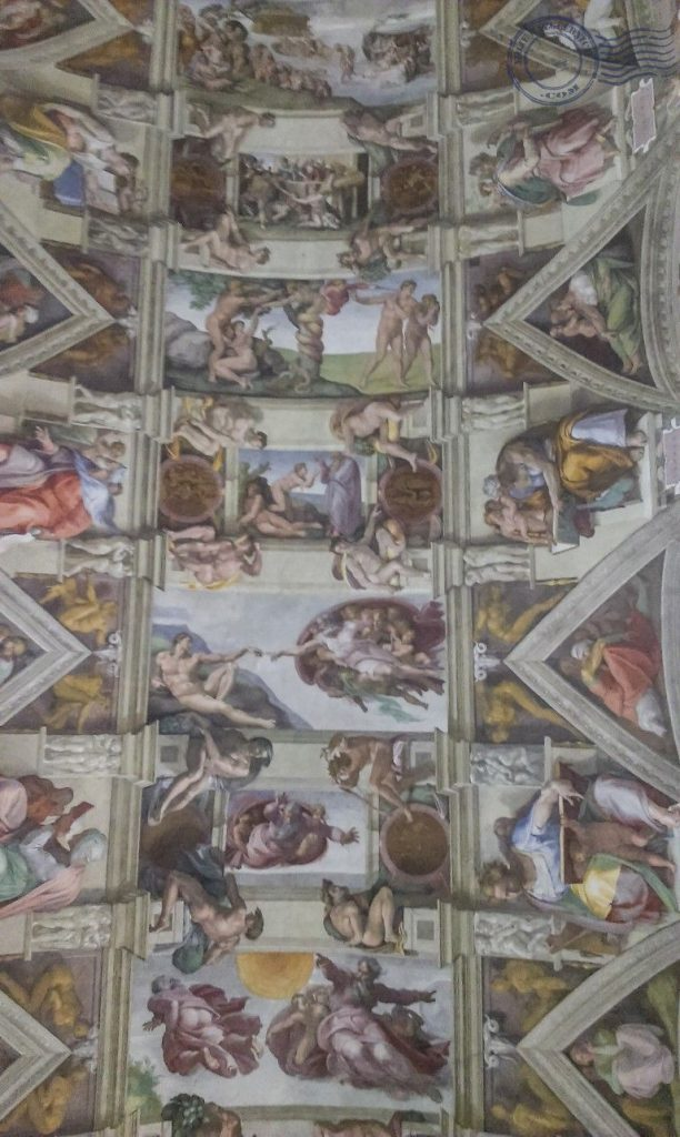 Vatikan i Muzej sistinska kapela