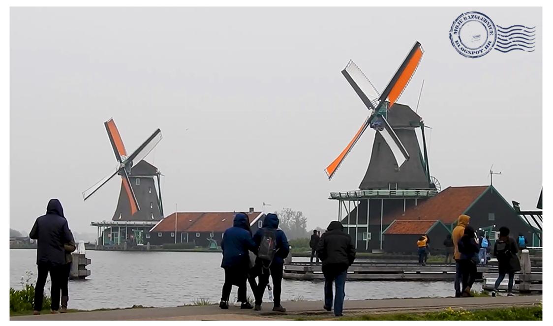 Mala Holandska tura, Nizozemska