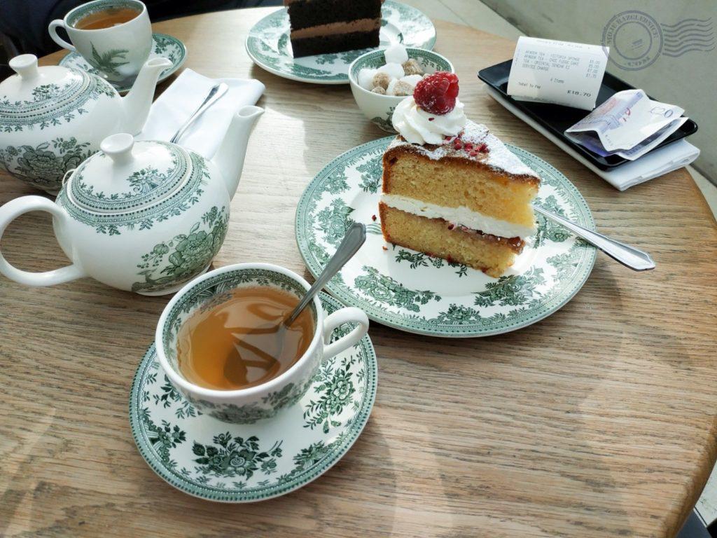 London, Pariz - putopis engleski čaj