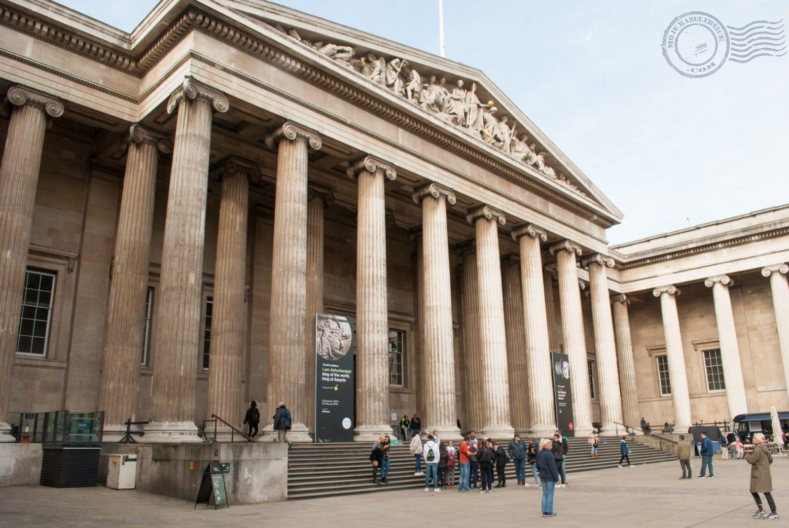 London, Pariz - putopis British Museum