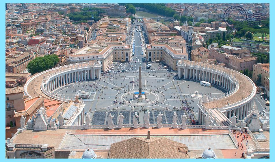 45. Vatikan - grad i država