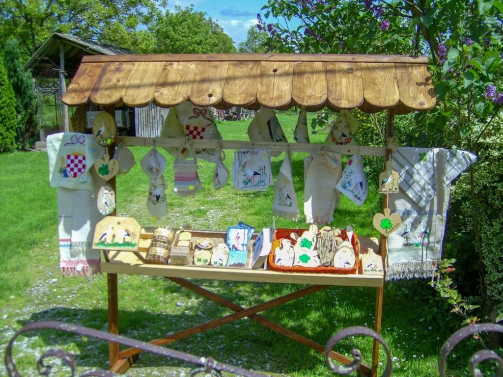Europsko selo roda, moje razglednice