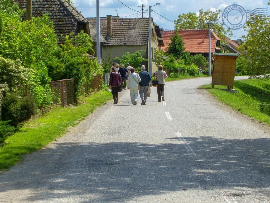 Čigoč, selo roda